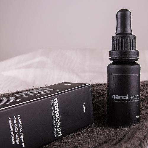 NanoBeard Beard Care Oil