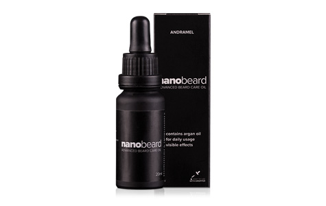 NanoBeard Beard Care Oil