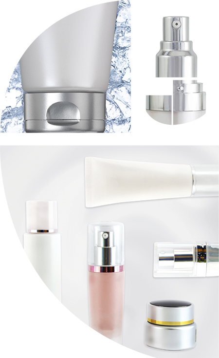Units manufacture cosmetic products